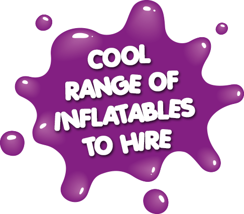 Cool Range of Inflatables